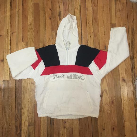 2474881166fa1 90s Vintage Team Adidas Windbreaker